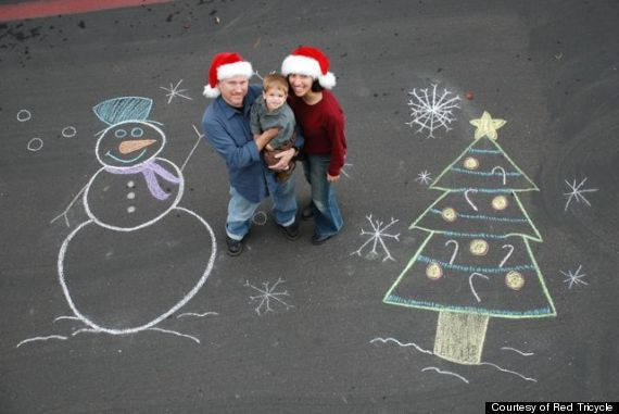 Some of the coolest holiday photo card ideas for Christmas!