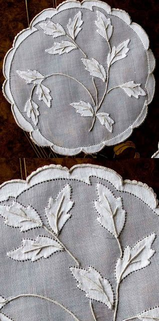 Antique Style: Antique Cocktail Napkins and Coasters!: