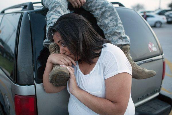 Iraq Veteran at Fort Hood Kills 3 and Himself in Rampage - NYTimes.com