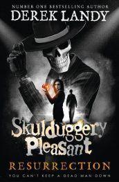 Skulduggery Pleasant Book 10: Resurrection - by Derek Landy