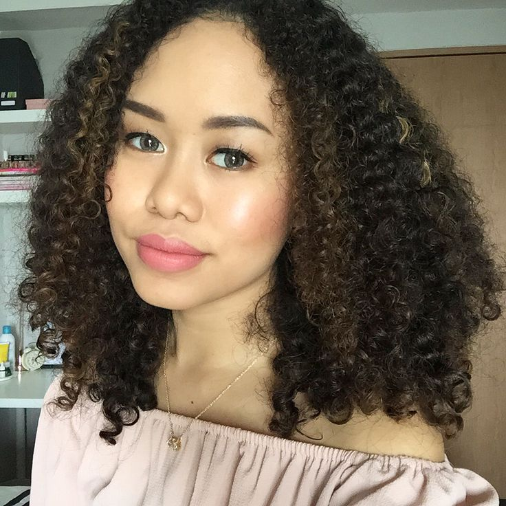 Curly hair inspiration // 5