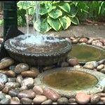 Easy Homemade Bird Baths