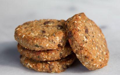 Biscotti ai semi di chia, ricetta vegetariana - I biscotti ai semi di chia è una…