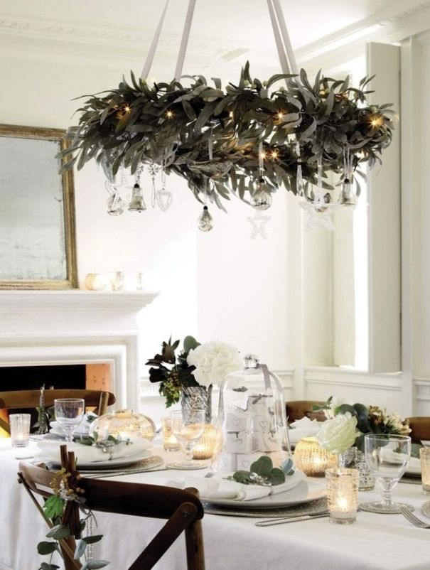 38 best Christmas Tables tablescapebloghop images on Pinterest