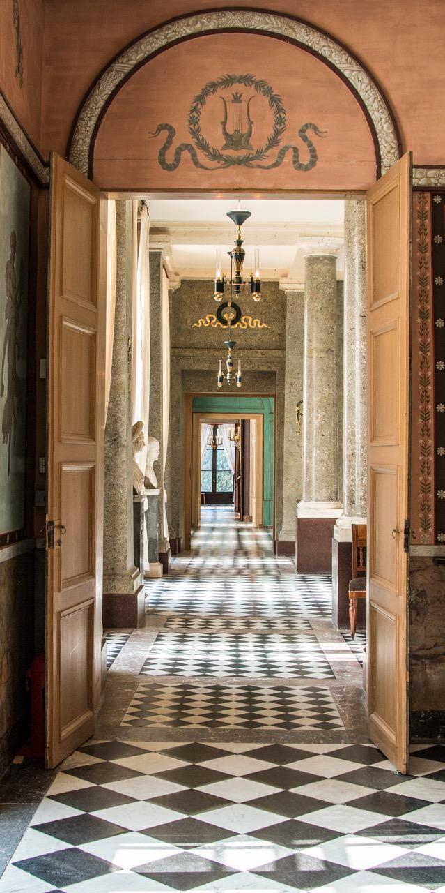 Le château de Malmaison est ouvert aux horaires habituels vendredi 8 mai