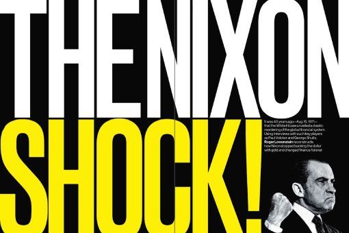 The Nixon Shock BBN11109