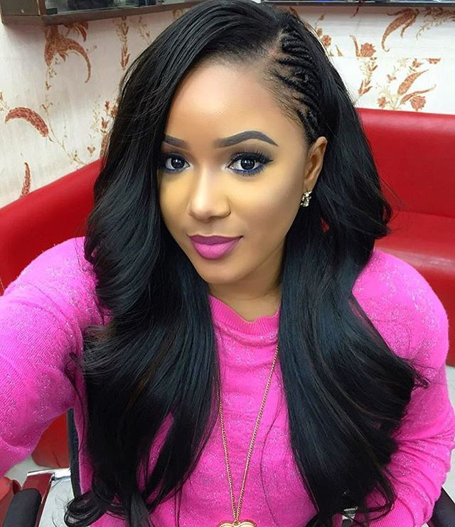 Amazing 1000 Images About Bomb Weave On Pinterest Hairstyles For Women Draintrainus