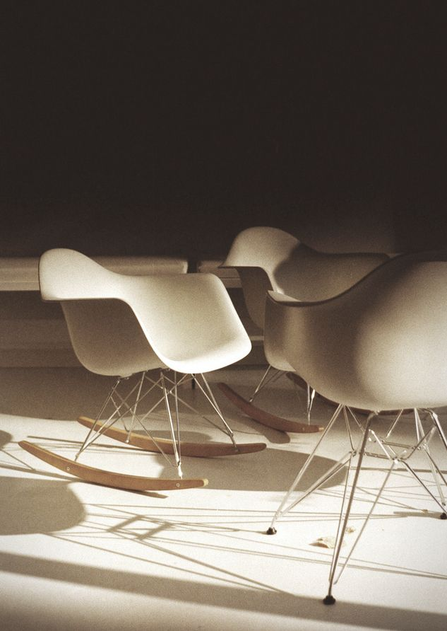 130 best eames era everything images on pinterest herman miller charles eames and eames - Eams rocking chair ...