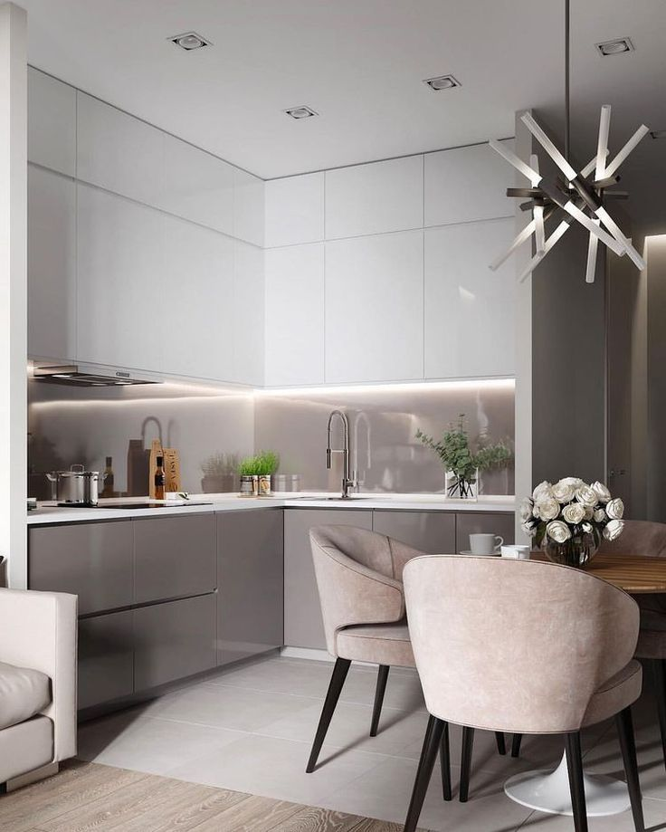 37+ Modern Kitchen Cabinets Ideas to Get More Inspiration Dish