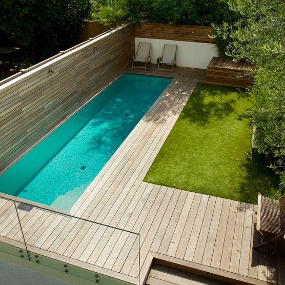 Oltre 25 fantastiche idee su piscina sul tetto su - Sognare piscine ...