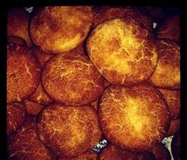 Receita Biscoitos de Canela por Familia Marques - Categoria da receita Bolos e Biscoitos