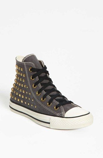 Converse Chuck Taylor® All Star® 'Collar Studs' Sneaker (Women) available at #Nordstrom