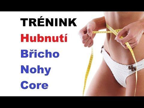 Trénink na hubnutí, břicho, nohy stehna, zadek (hýždě)- chudnutie inšpirácia -z brucha zo stehien - YouTube