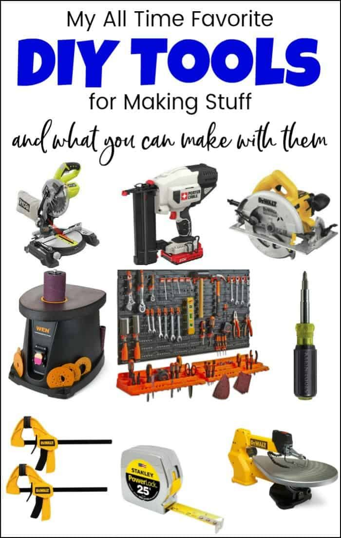 Diy Tools Can Be Fun And Necessary In Any Home Whether You Are A Beginner Looking For Household Tool Kit Or Ready To Dive With Full Set