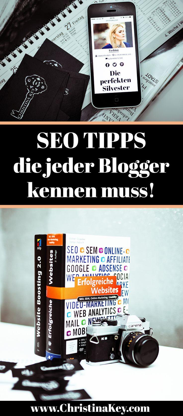 Blogger Tipps: SEO Tipps die jeder Blogger einfach kennen muss! // Jetzt weitere Blog Tipps auf CHRISTINA KEY nachlesen - dem Fotografie, Mode, Food und Lifestyle Blog aus Berlin