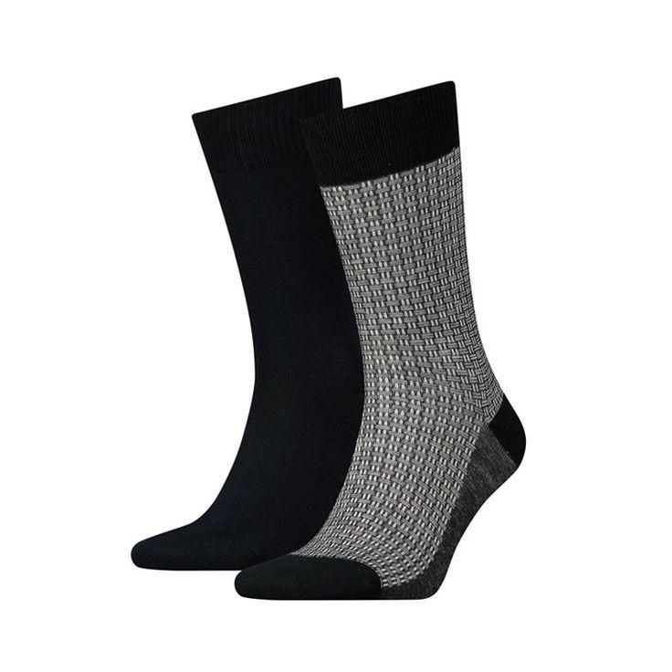 Cómprate el nuevo Pack de Calcetines de la marca vaquera Levi's en soft cotton. 2 pares a un precio increíble: 11,95€. Azul marino. Envío 24/48h. #menswear  #ropainterior #calcetineshombre #modahombre