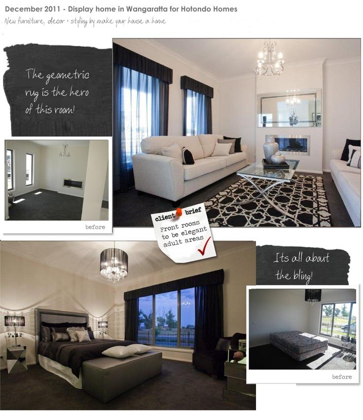 Display Home for Hotondo Homes in Wangaratta