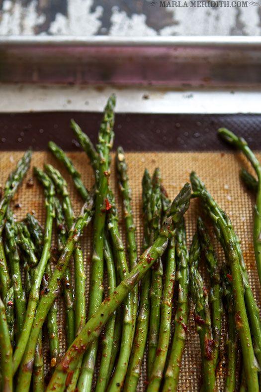 Roasted Asparagus | FamilyFreshCooking.com
