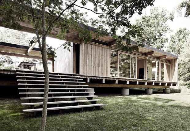 Summerhouse - Denmark by architect Mads Kaltoft