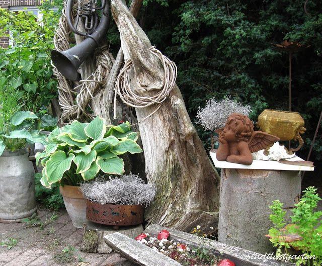 Stadtlustgarten: Offene Gartenpforte - Zu Besuch im Landhausgarten mit Töpferei