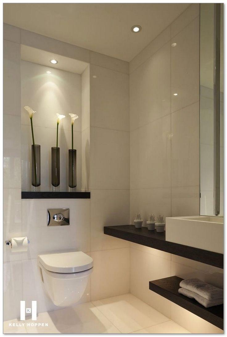35 Elegant Small Bathroom Decor Ideas Bathroom 6 Elegant small bathroom decor