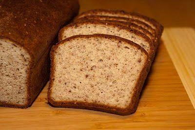 Erikas LCHF till vardag och fest: Bröd med julig kryddning (LCHF)
