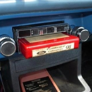 8 Track Tape Players.