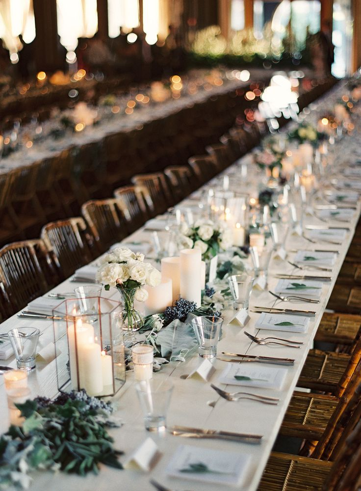 #tablescapes  Photography: Bryce Covey Photography - www.brycecoveyphotography.com  Read More: http://www.stylemepretty.com/2014/03/03/rustic-sodo-park-wedding-in-seattle-washington/