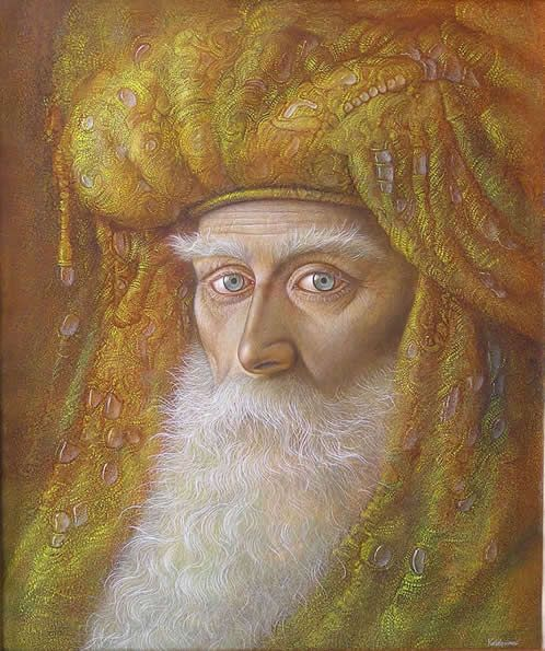 Zoroastro - Gran maestro Iluminado / Hernan Valdovinos.
