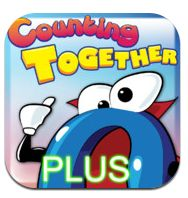 Counting Together App... 4 students can play each other on one device at the same time!