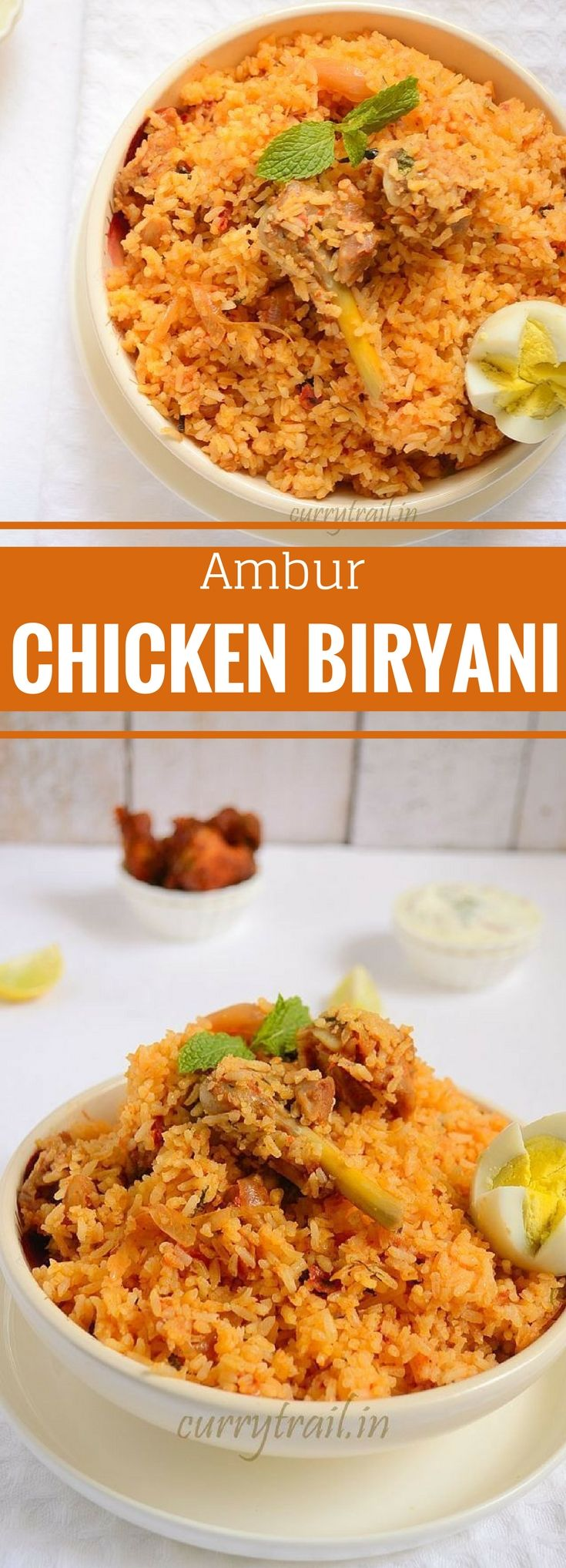 Learn how to make authentic Ambur chicken biryani which is one of the best biryani recipe from Tamilnadu. It's flavor packed and very delicious. Perfect for Sunday brunch with family and friends. #amburbiryani #amburchickenbiryani #southindianchickenbiryanirecipe #sundayspecial #nonvegetarianricerecipe #indianrecipes #southindianricerecipes #familydinnerrecipes @currytrail