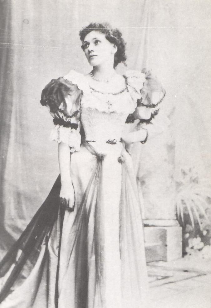 """Florence Farr-She was a friend and collaborator with Nobel laureate William Butler Yeats, poet Ezra Pound, playwright Oscar Wilde, artists Aubrey Beardsley and Pamela Colman Smith, Masonic scholar Arthur Edward Waite, theatrical producer Annie Horniman, and many other literati of London's Fin de siècle era, and even by their standards she was """"the bohemian's bohemian"""". http://en.wikipedia.org/wiki/Florence_Farr"""