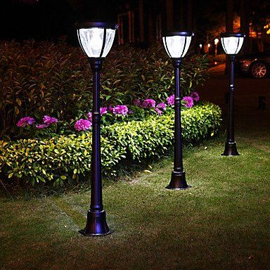 15 best images about illuminazione ad energia solare on pinterest dovers appliques and un - Lampioncini solari da giardino ...
