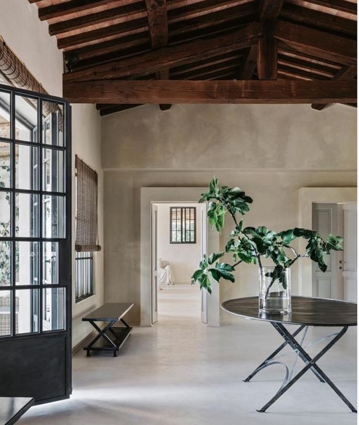 "175 Likes, 5 Comments - Louise Holt (@louiseholtdesign) on Instagram: ""Stunning Tuscan interior #interiordesign #interiors #interiorinspiration #inspiration"""