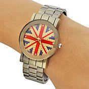 Vrouwen Glitter Poeder Britse vlag patroon Di... – EUR € 7.81