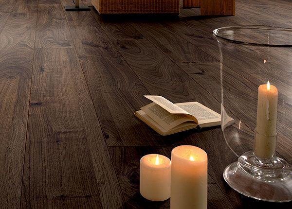 Gofrey Hirst Floors Laminate Vue  - Mountain Oak Heritage brown