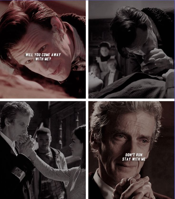 Parallels: The Snowmen and Face the Raven.