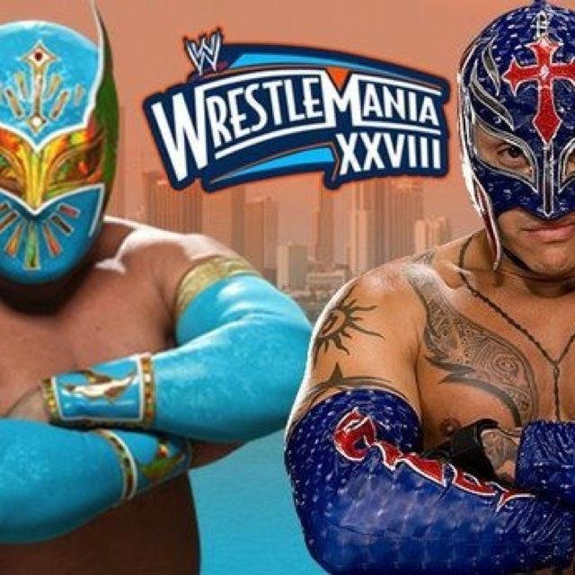 16 best images about Wrestling: Rey Mysterio & Sin Cara on ...