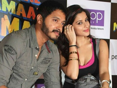 Shreyas and Madhurima came to Rajasthan to promote Kamaal Dhamaal Malamaal!