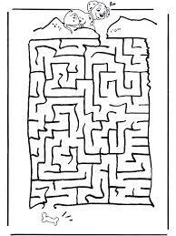 Abilità visuospaziali - Labirinti