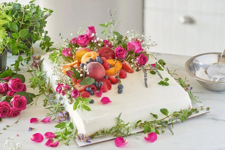 3 Möglichkeiten, einen Lebensmittelgeschäft-Kuchen in eine Hochzeitstorte zu verwandeln   – Cake Decorating