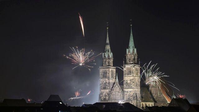 Was Nurnberger An Silvester Beachten Sollten Nurnberg Feuerwerk Jahreswechsel