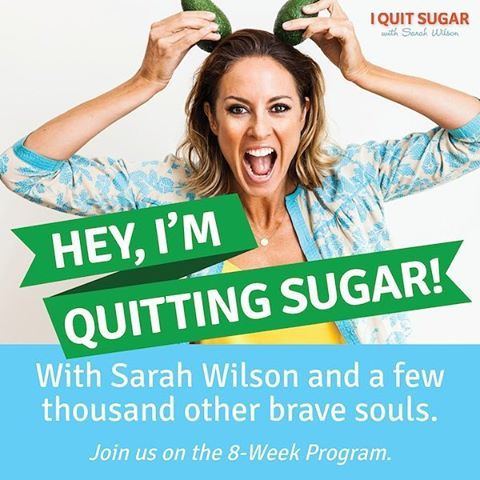 """I'm trying to Pin It To Win It! To guarantee a spot on the next I Quit Sugar Program, click here bitly.com/IQS_PinItToWinIt OR THIS PINTEREST IMAGE."""