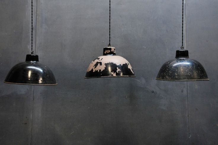 martin mattox: industrial vintage lighting (thinking three maybe instead of one)