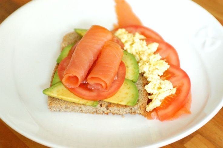 Breakfast with avocado, eggs and salmon. Did you know that breakfast is the most important meal of the day? According to many studies, breakfast influences our physical and mental performance during a day. It helps increase the ability to focus and be more attentive, improves concentration and memory.