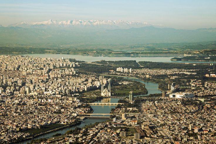 Adana Turkey, 1996-1998.