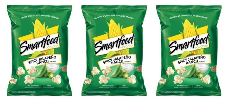 Smartfood Popcorn Unleashes a Ridiculously Addictive New Flavor