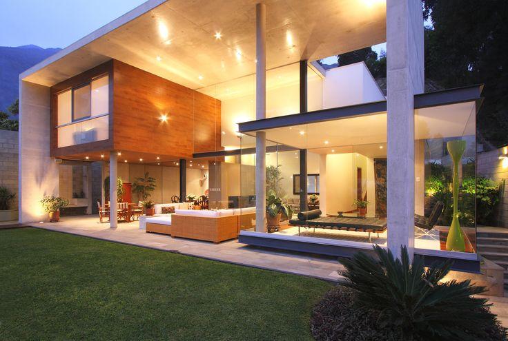 Gallery of S House / Domenack Arquitectos - 7