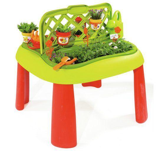 Buy Smoby Gardening Table At Argos Co Uk Visit Argos Co Uk To