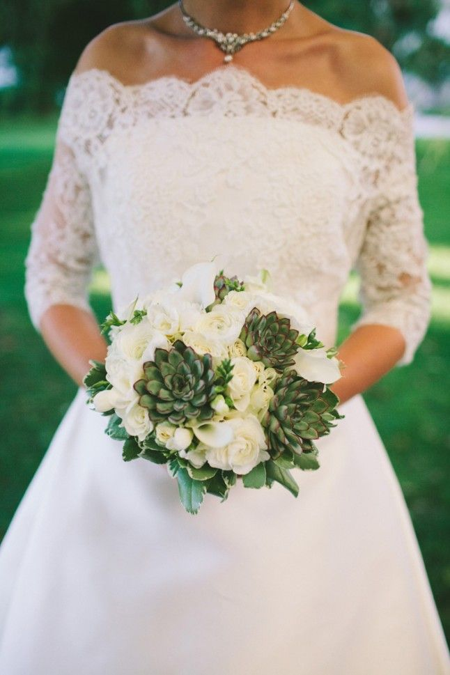 17 best images about inspiration nature vert blanc beige on pinterest nature aisle markers - Bouquet mariee blanc ...